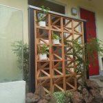 オリジナル門柱 ジオ