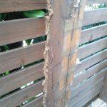 天然木フェンスの一番悩む所